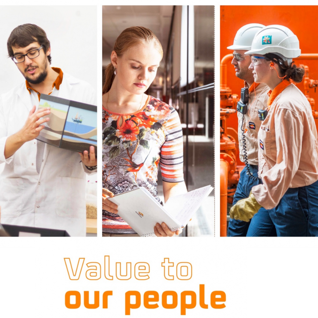 Value to our people