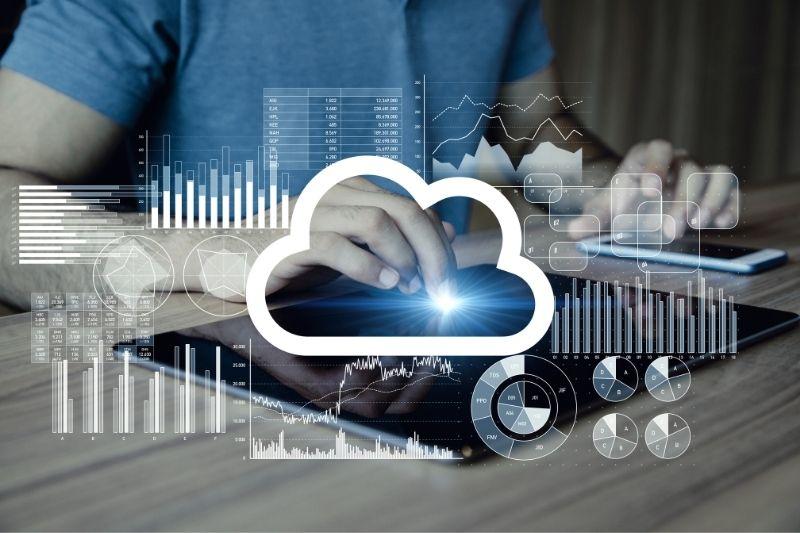 Computadora en la nube