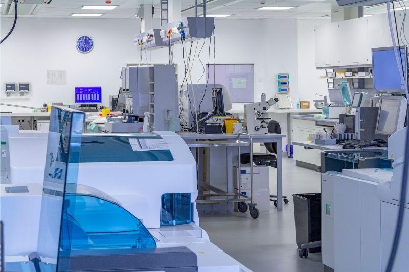 Laboratorio médico