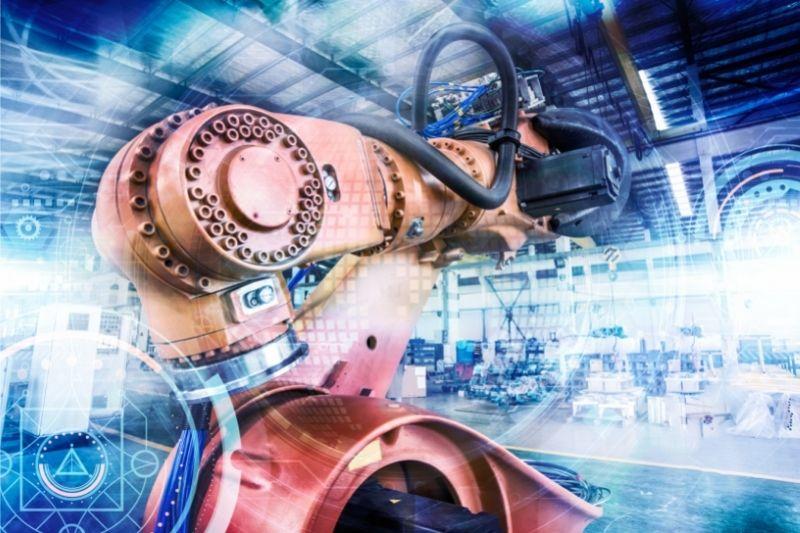 Características de robots industriales